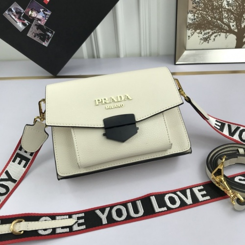 Prada AAA Quality Messeger Bags For Women #852792
