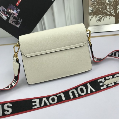 Replica Prada AAA Quality Messeger Bags For Women #852792 $98.00 USD for Wholesale