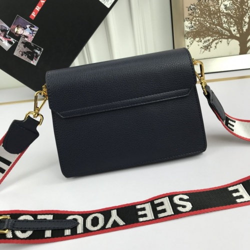 Replica Prada AAA Quality Messeger Bags For Women #852793 $98.00 USD for Wholesale