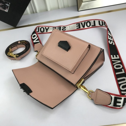 Replica Prada AAA Quality Messeger Bags For Women #852795 $98.00 USD for Wholesale