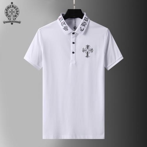 Chrome Hearts T-Shrits Short Sleeved For Men #852812
