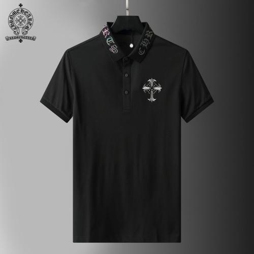 Chrome Hearts T-Shrits Short Sleeved For Men #852814