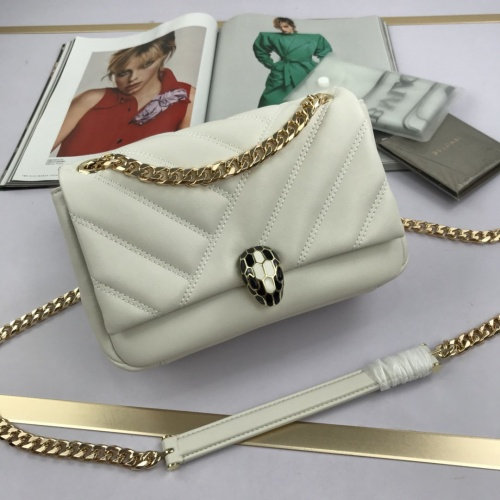Bvlgari AAA Messenger Bags For Women #852816