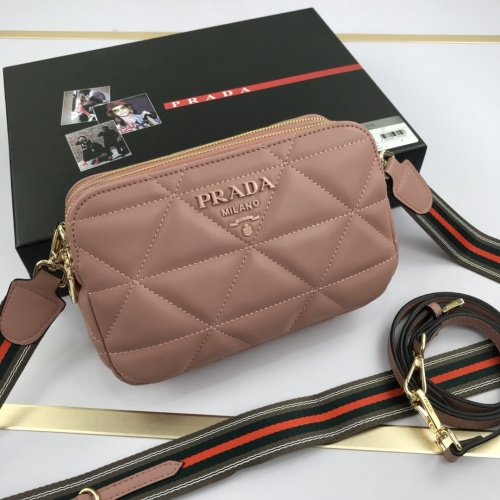 Prada AAA Quality Messeger Bags For Women #852826 $96.00 USD, Wholesale Replica Prada AAA Quality Messeger Bags