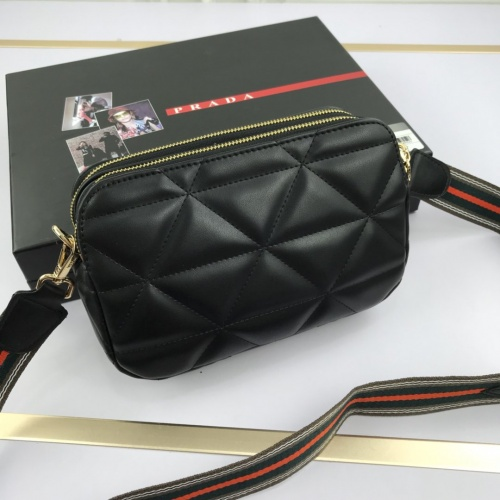 Replica Prada AAA Quality Messeger Bags For Women #852827 $96.00 USD for Wholesale