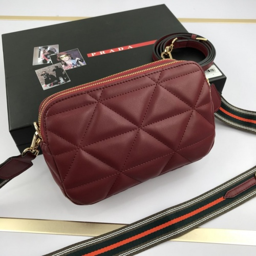 Replica Prada AAA Quality Messeger Bags For Women #852828 $96.00 USD for Wholesale