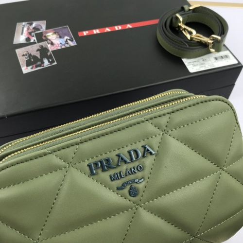 Replica Prada AAA Quality Messeger Bags For Women #852829 $96.00 USD for Wholesale
