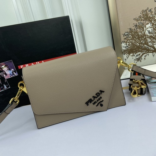 Prada AAA Quality Messeger Bags For Women #852831 $100.00 USD, Wholesale Replica Prada AAA Quality Messeger Bags