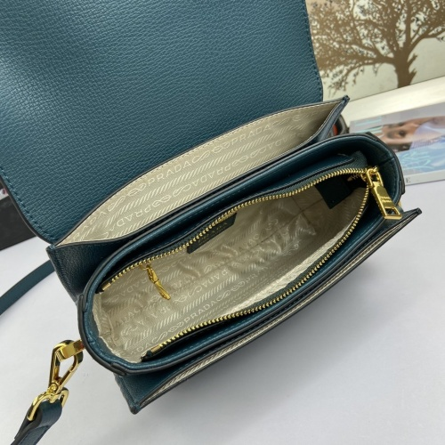 Replica Prada AAA Quality Messeger Bags For Women #852833 $100.00 USD for Wholesale