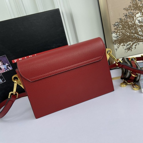 Replica Prada AAA Quality Messeger Bags For Women #852834 $100.00 USD for Wholesale
