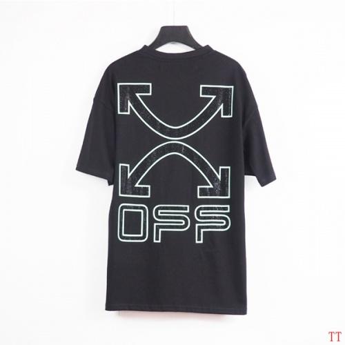 Off-White T-Shirts Short Sleeved For Men #852942