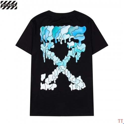 Off-White T-Shirts Short Sleeved For Men #852947