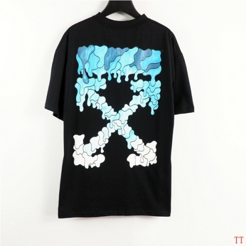 Off-White T-Shirts Short Sleeved For Men #852950