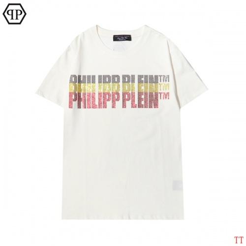 Philipp Plein PP T-Shirts Short Sleeved For Men #852959