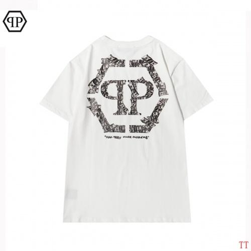 Philipp Plein PP T-Shirts Short Sleeved For Men #852960