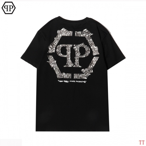 Philipp Plein PP T-Shirts Short Sleeved For Men #852961