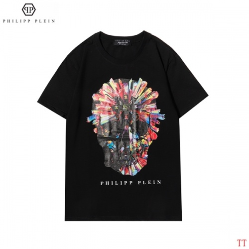 Philipp Plein PP T-Shirts Short Sleeved For Men #852971