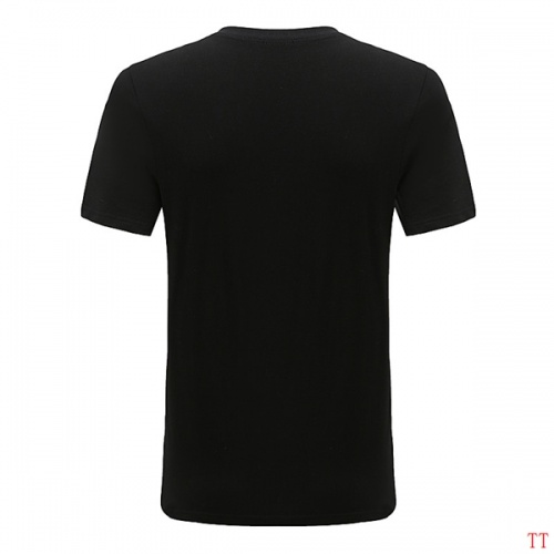 Replica Versace T-Shirts Short Sleeved For Men #852980 $29.00 USD for Wholesale