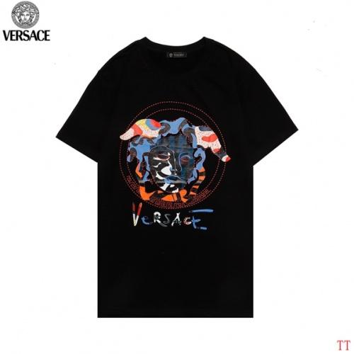 Versace T-Shirts Short Sleeved For Men #852982