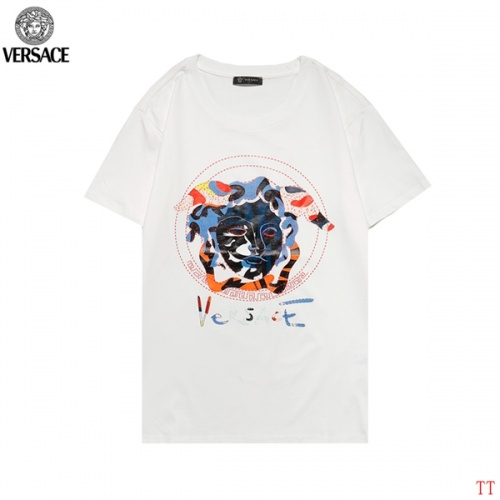 Versace T-Shirts Short Sleeved For Men #852983