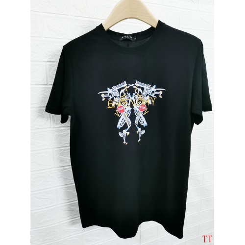 Givenchy T-Shirts Short Sleeved For Men #852984