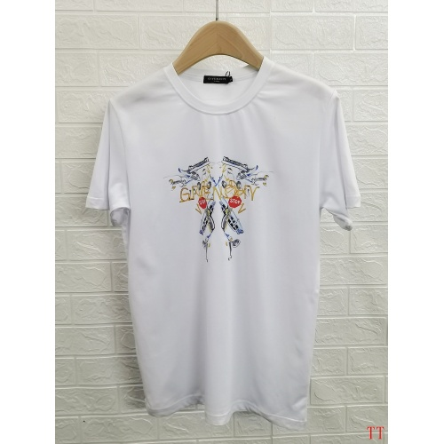 Givenchy T-Shirts Short Sleeved For Men #852985