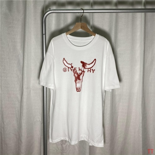 Givenchy T-Shirts Short Sleeved For Men #852990