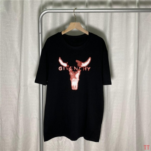 Givenchy T-Shirts Short Sleeved For Men #852991