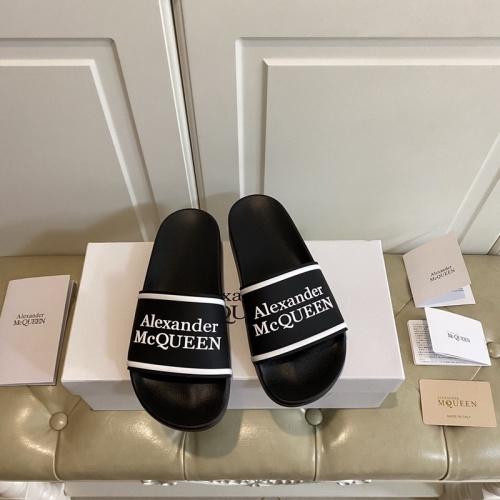 Alexander McQueen Slippers For Men #853031