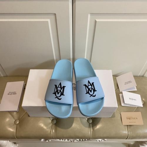 Alexander McQueen Slippers For Women #853044