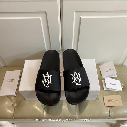 Alexander McQueen Slippers For Women #853045