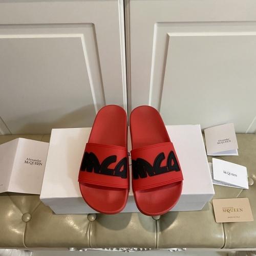 Alexander McQueen Slippers For Women #853054