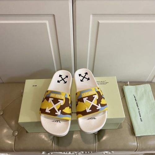 Off-White Slippers For Men #853077