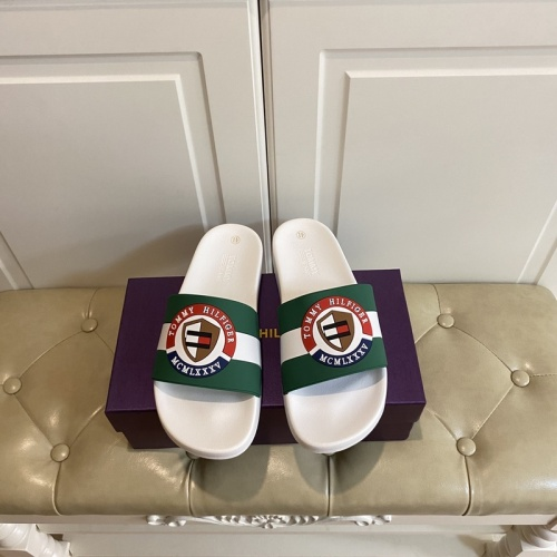 Tommy Hilfiger TH Slippers For Men #853210