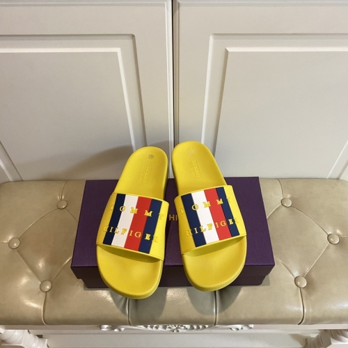 Tommy Hilfiger TH Slippers For Men #853219