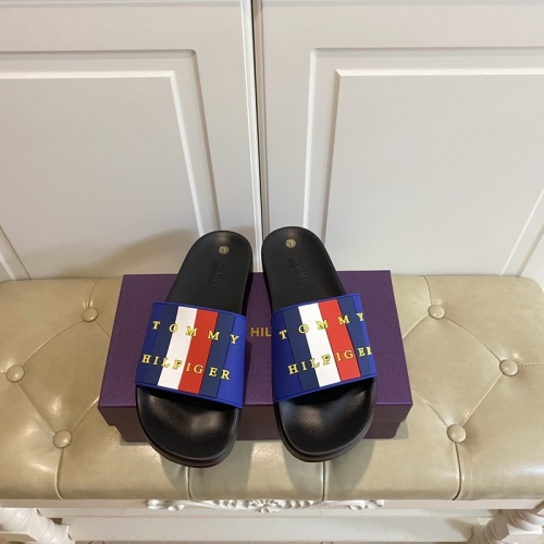 Tommy Hilfiger TH Slippers For Men #853220