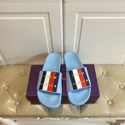 Tommy Hilfiger TH Slippers For Men #853222