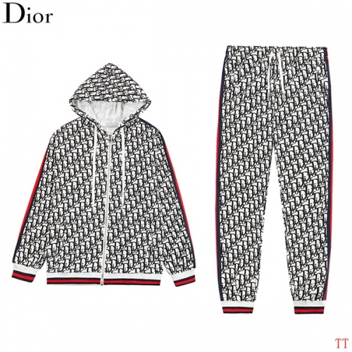 Christian Dior Tracksuits Long Sleeved For Men #853226