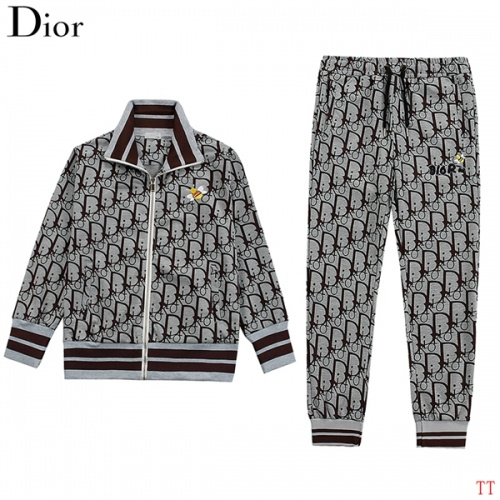 Christian Dior Tracksuits Long Sleeved For Men #853227
