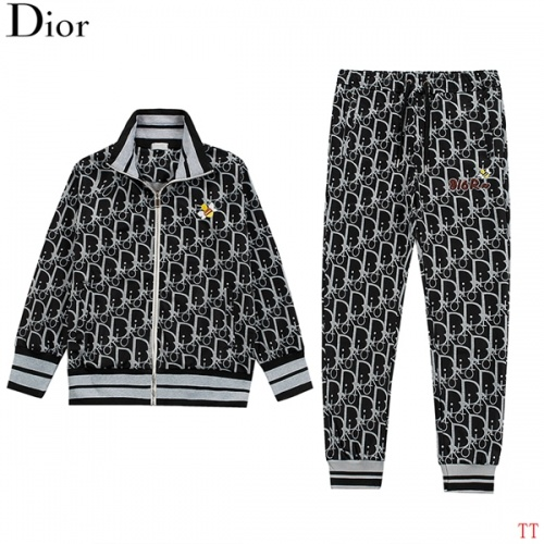 Christian Dior Tracksuits Long Sleeved For Men #853228
