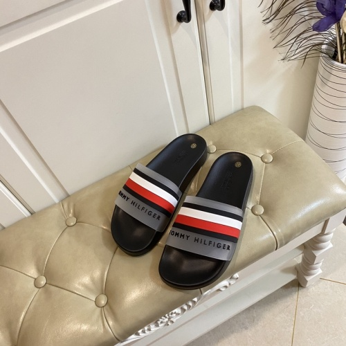 Tommy Hilfiger TH Slippers For Men #853230