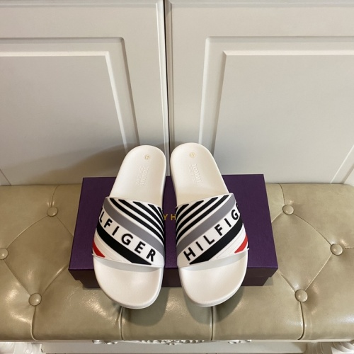 Tommy Hilfiger TH Slippers For Men #853239
