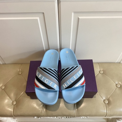 Tommy Hilfiger TH Slippers For Men #853241