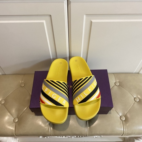 Tommy Hilfiger TH Slippers For Men #853242