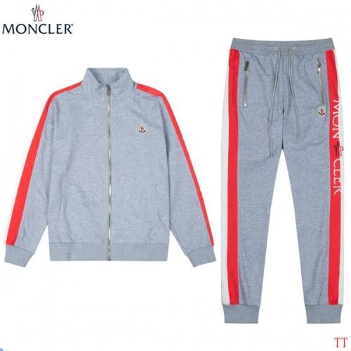 Moncler Tracksuits Long Sleeved For Men #853244