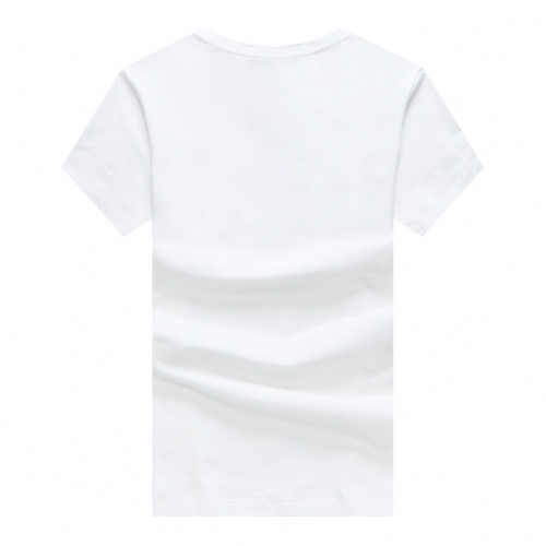 Replica Versace T-Shirts Short Sleeved For Men #853288 $24.00 USD for Wholesale