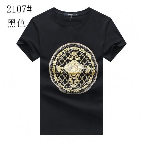 Versace T-Shirts Short Sleeved For Men #853289