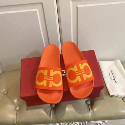 Ferragamo Slippers For Women #853313