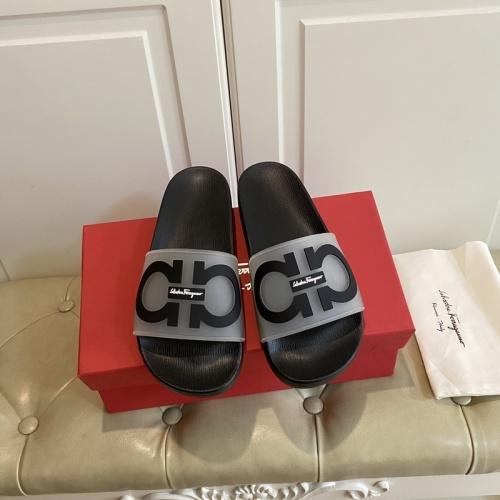 Ferragamo Slippers For Women #853316