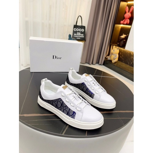 Christian Dior Casual Shoes For Men #853362